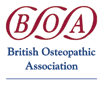 British Osteopathic Association Logo